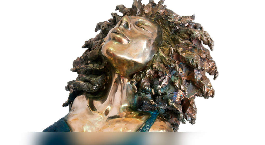 Born to be free - Bronze -  h.110cm